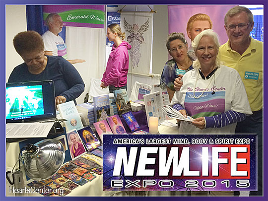 David's Report on Our Team's Experience at the 2015 New York NEWLIFE Expo