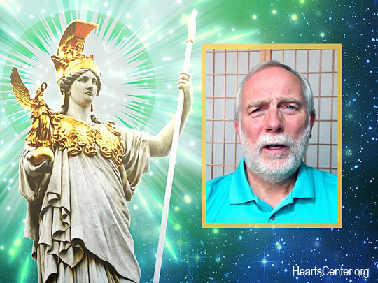 Facing Pallas Athena and the Light of Truth (VIDEO)