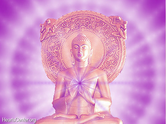 The Buddha of the Violet Light Raises the Frequency of Our Earth and Our Auric Fields (VIDEO)