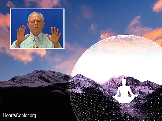 Guided Emanation Meditation Led by Himalaya (VIDEO)