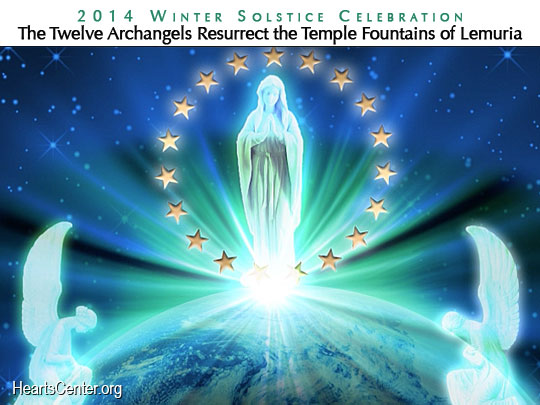 Do Angels and Ascended Beings Precipitate Children?