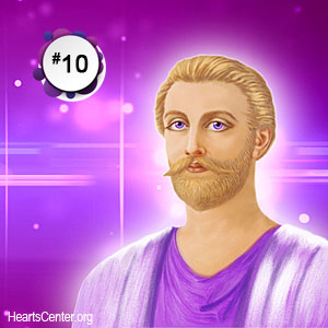 Saint Germain, Cosmic Aquarian Alchemist (VIDEO)- Beautiful Basics 10