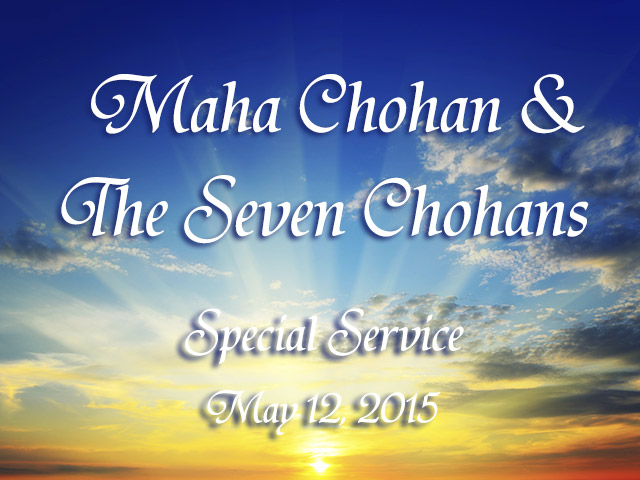 The Maha Chohan and the Seven Chohans Enfire our Hearts & Souls in Divine Love (Video)