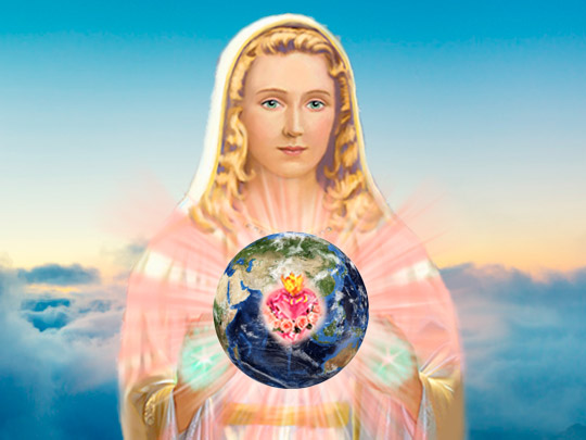 Mother Mary Speaks on the Work of the Angelic Kingdom and Manifesting Miracles & Healing