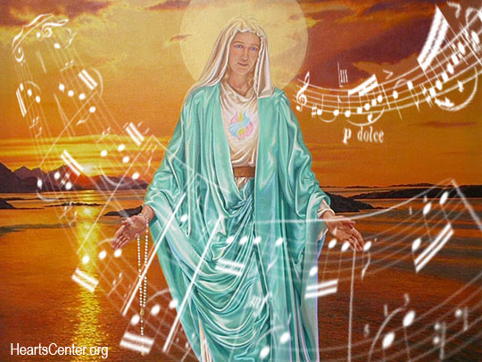 Mother Mary: We Are a Symphony