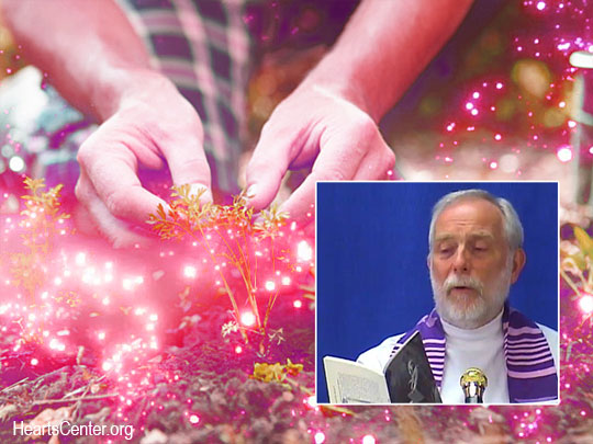 Intitiates are Spiritual Gardeners (VIDEO)