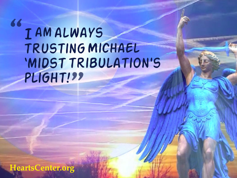 Archangel Michael Fiat - Prayer and Song Blog