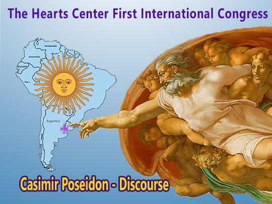 We Can Call to Casimir Poseidon as We Co-Create a Culture of Beauty in The Hearts Center
