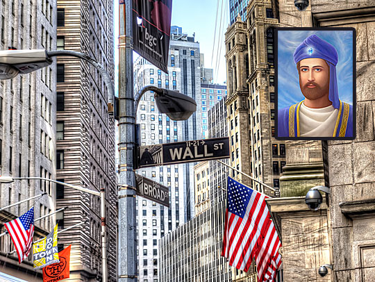 El Morya Charges Wall Street to Return America to a Righteous Economic Culture (VIDEO)