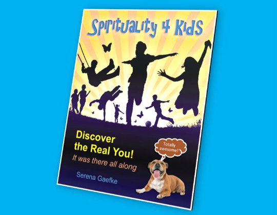 Spirituality 4 Kids Free E-book!