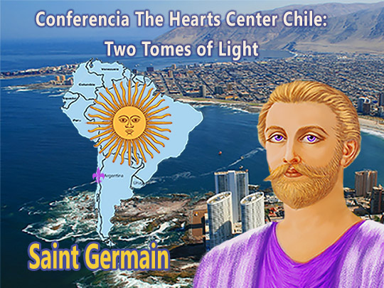 "The Release of ""Saint Germain on Advanced Alchemy"" in Spanish"