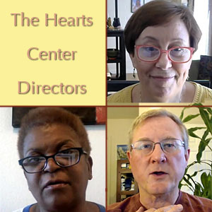 The Directors Share The Hearts Center's 2017 Business Plan (VIDEO)