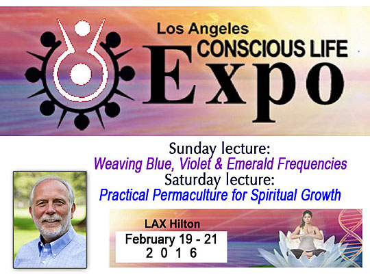 Sharing on the Staff's Experience at Our Hearts Center Booth at the 2016 LA Conscious Living Expo (VIDEO)