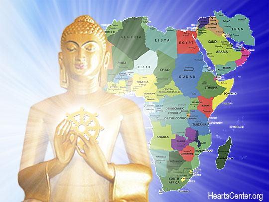 Gautama Buddha Speaks to Africa on Self-Realization of Your Buddha Nature