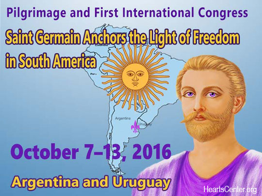Important News about Our Upcoming South America Pilgrimage and International Congress