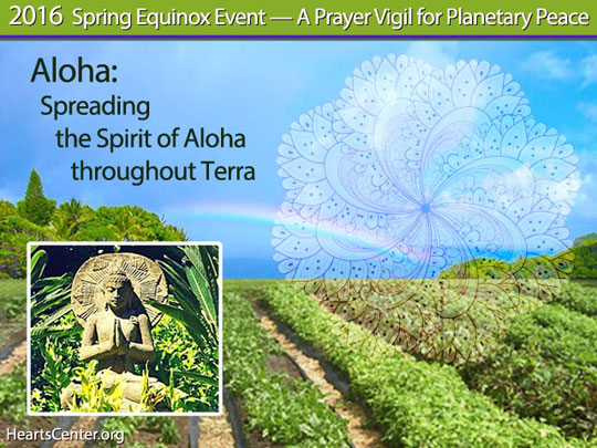 Aloha: Spreading the Spirit of Aloha throughout Terra (VIDEO)