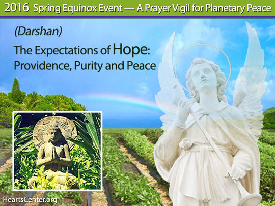 The Expectations of Hope: Providence, Purity and Peace