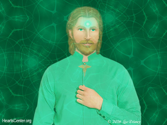 Hilarion Comes to Infuse Us with Higher Healing Light (VIDEO)