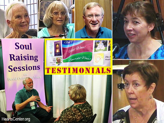 Heartfriends Share Their Soul Raising Session Experiences (VIDEO)