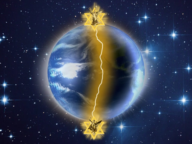 Sanat Kumara with Victory and Justina Charge and Raise the Earth in Divine Light (VIDEO)