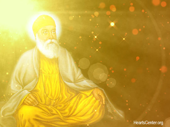 Guru Nanak: Seek and Find the Golden Light of Illumination within (VIDEO)