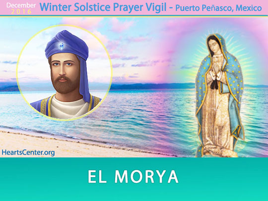 El Morya Assigns a Legion of Angels for the Divine War on the Drug Trade within Mexico and Many Nations (VIDEO)