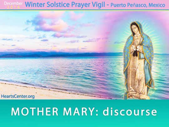 Mother Mary: All Souls Aspire to Be Free and Loved (VIDEO)