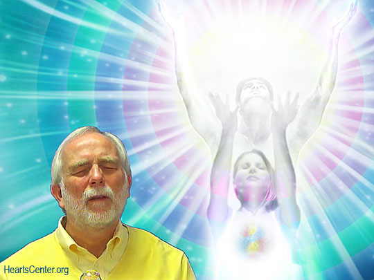 Guided Meditation by the Master Afra (VIDEO)