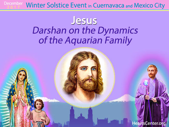 Jesus: Darshan on the Dynamics of the Aquarian Family (VIDEO)