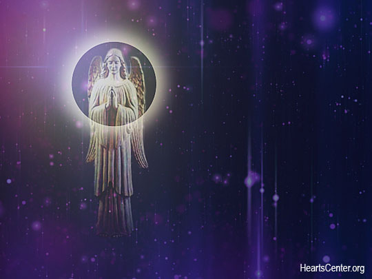 The Angel of Stillness Speaks on How to Commune with God Within (VIDEO)