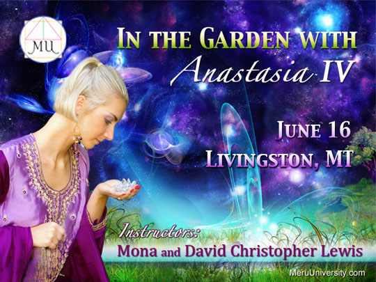 Anastasia in the Garden IV Overview (VIDEO)