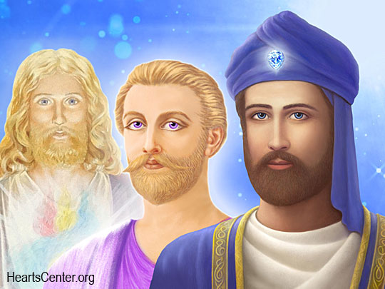 El Morya Recommits Himself to Us and Speaks on the Law of Compensation (VIDEO)