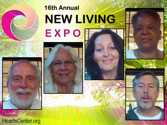 Our Hearts Center Expo Team Shares about Day Two at the 2017 New Living Expo (VIDEO)