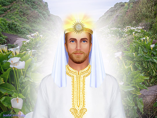 Serapis Bey Impels Us Upward and Gives Us a Seraphim to Help Us on our Ascension Path (VIDEO))