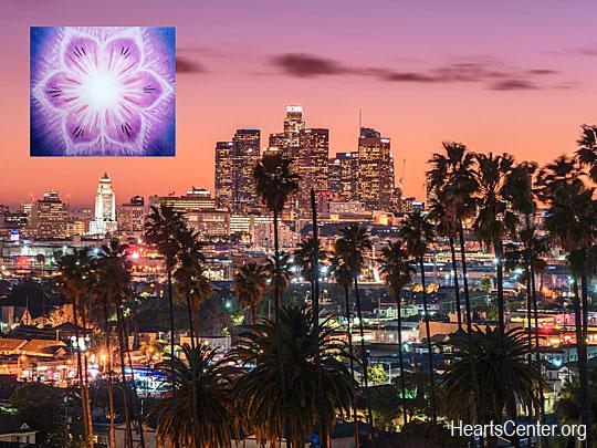 Saint Germain Darshans with Los Angeles' Devotees and Speaks on the Soul (VIDEO)