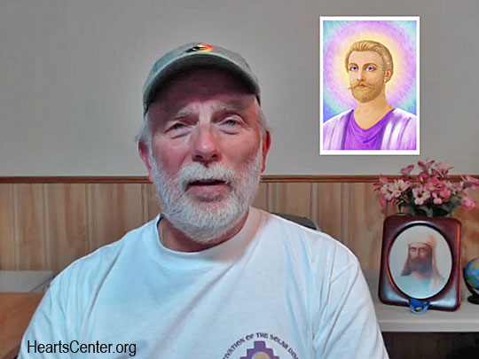 Saint Germain on Advanced Alchemy Discourse and Darshan with Minneapolis Heartfriends (VIDEO)