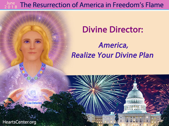 Divine Director: America, Realize Your Divine Plan (VIDEO)