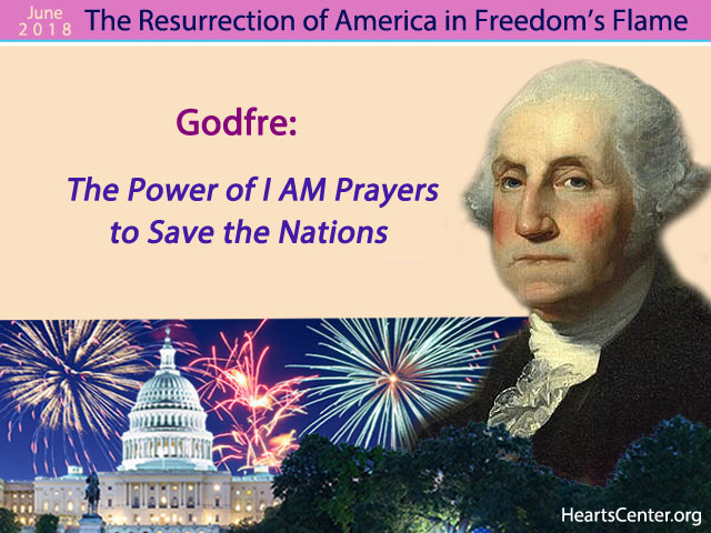 Godfre: The Power of I AM Prayers to Save the Nations (VIDEO)