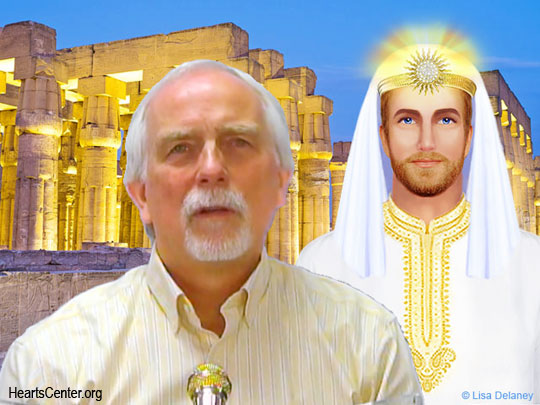 Serapis Challenges Initiates to Choose to be One with God Every Moment (VIDEO)