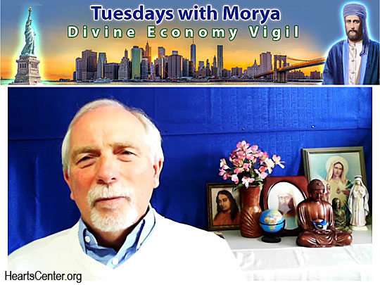 El Morya: Economize Your Life with God's Will Restored Within (VIDEO)