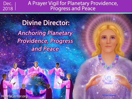 Divine Director: Anchoring Planetary Providence, Progress and Peace (VIDEO)
