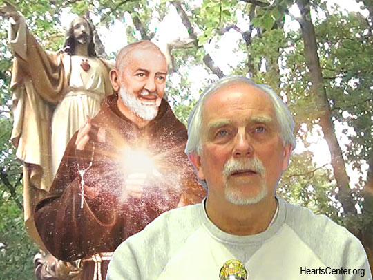 Darshan with Padre Pio (VIDEO)