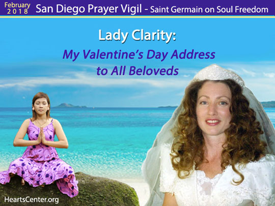 Lady Clarity: My Valentine's Day Address to All Beloveds (VIDEO)