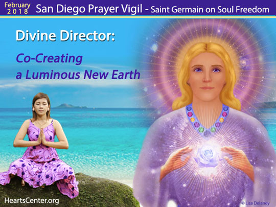 Divine Director: Co-Creating a Luminous New Earth (VIDEO)