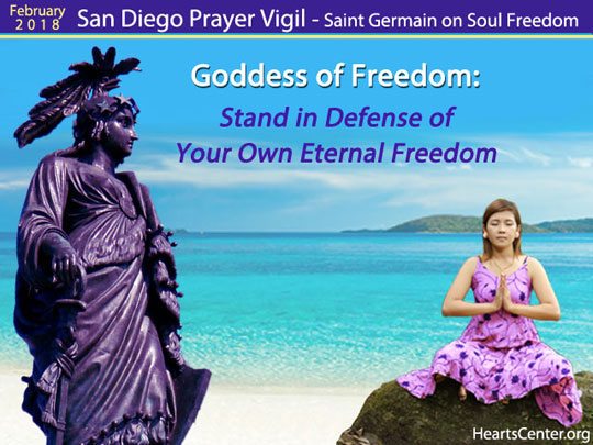 Goddess of Freedom: Stand in Defense of Your Own Eternal Freedom (VIDEO)