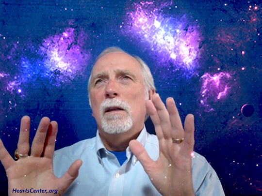 Mighty Cosmos Speaks on Our Inner and Outer Cosmos (VIDEO)