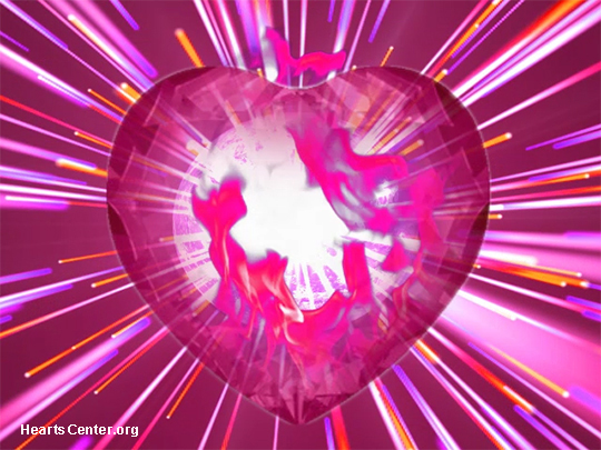 Amora Let Love Flow Through You--Heart, Mind, Will and Soul (VIDEO)