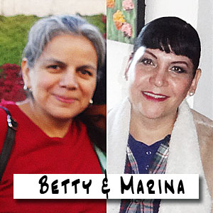 Betty and Marina Share the Heart Reach Victories in Mexico