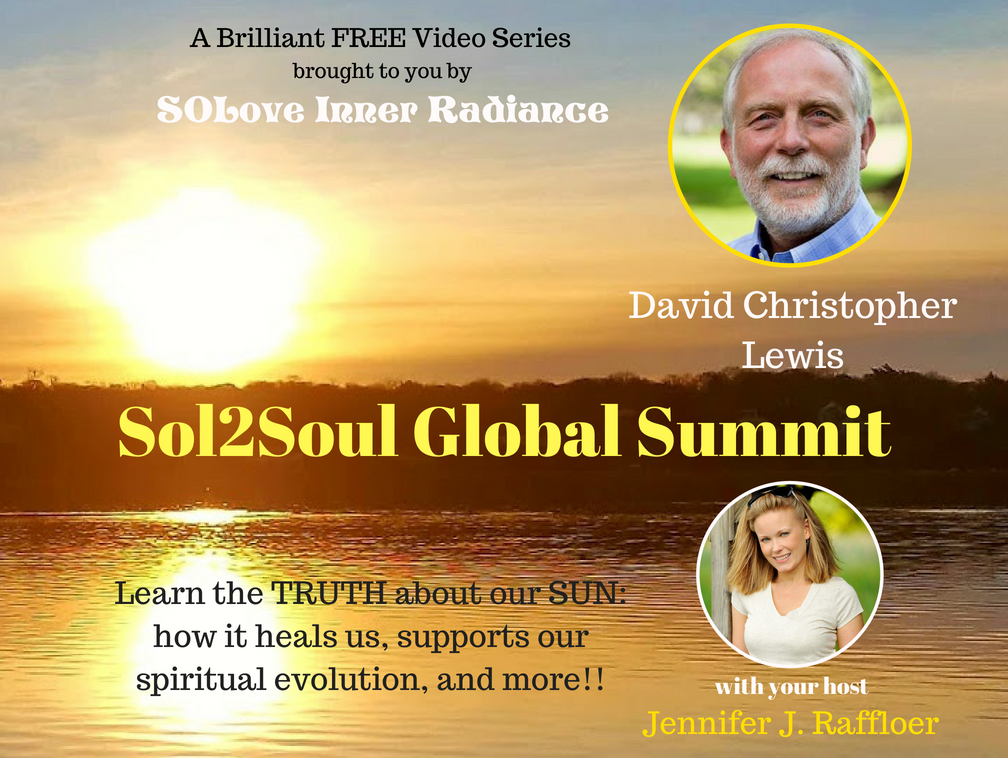 SOLove Inner Radiance - Featured Interview with David Christpher Lewis