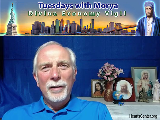 El Morya on the Path to True Riches Through Service (VIDEO)